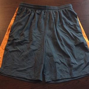Underarmour b-ball shorts